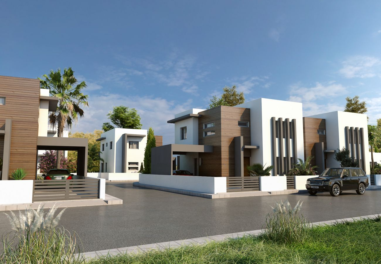 Villa/Dettached house in Paralimni - Hygge Homes D8