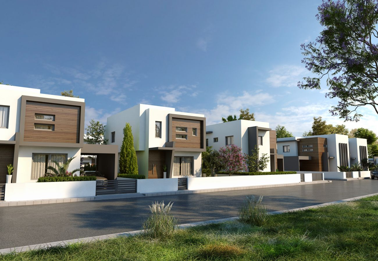 Villa/Dettached house in Paralimni - Hygge Homes C116