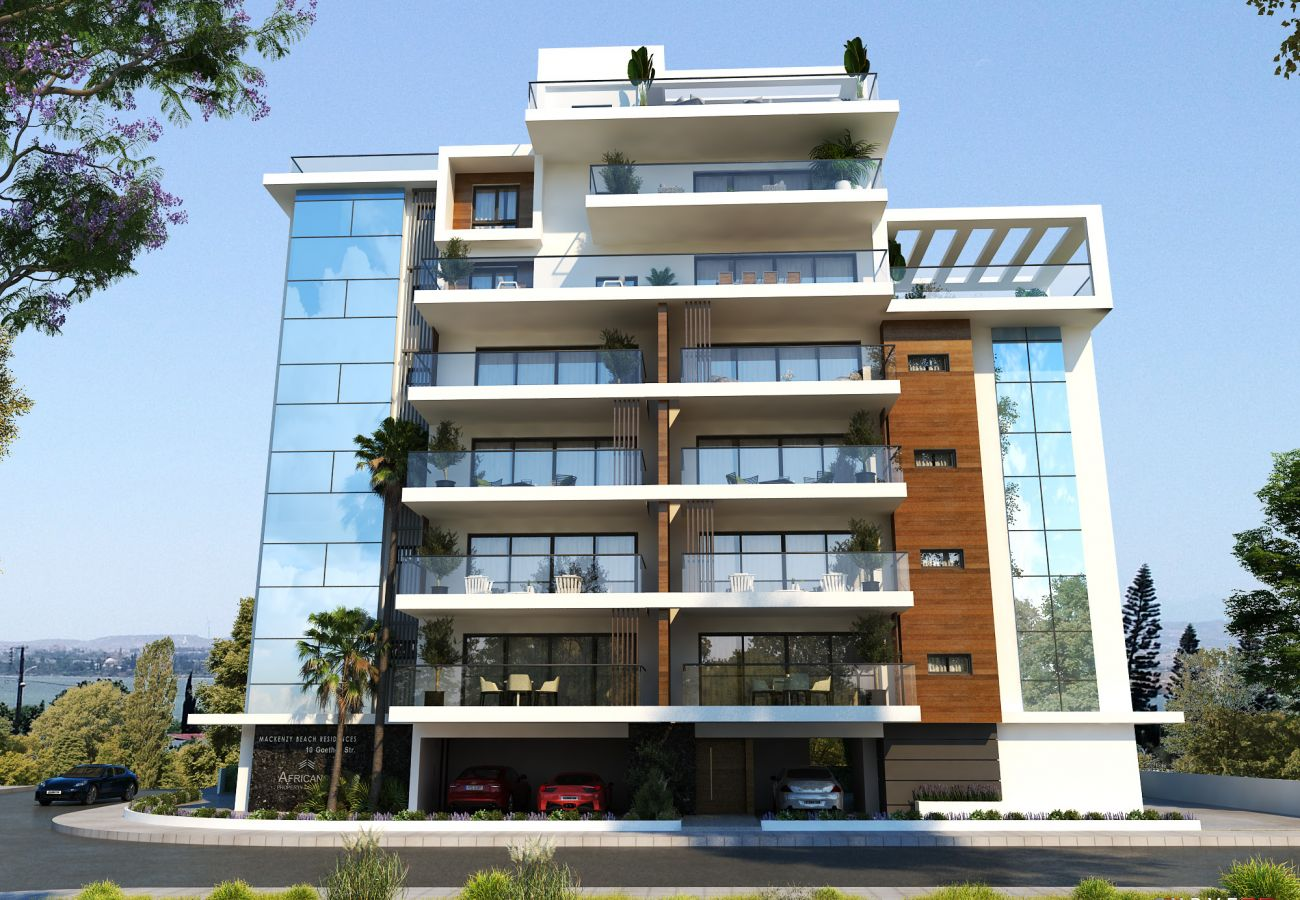 Apartment in Larnaca - Mackenzy Beach A302