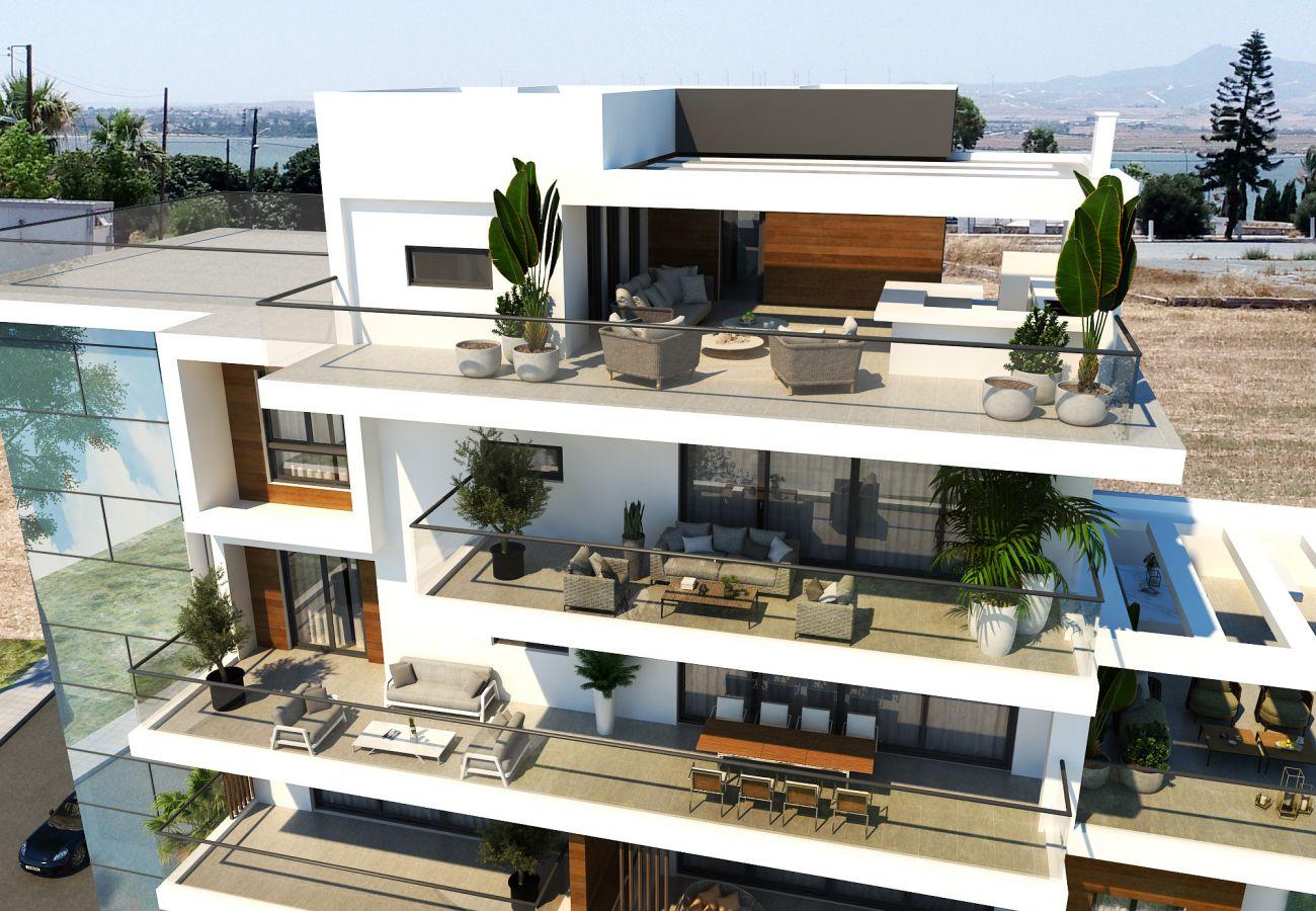 Apartment in Larnaca - Mackenzy Beach A302