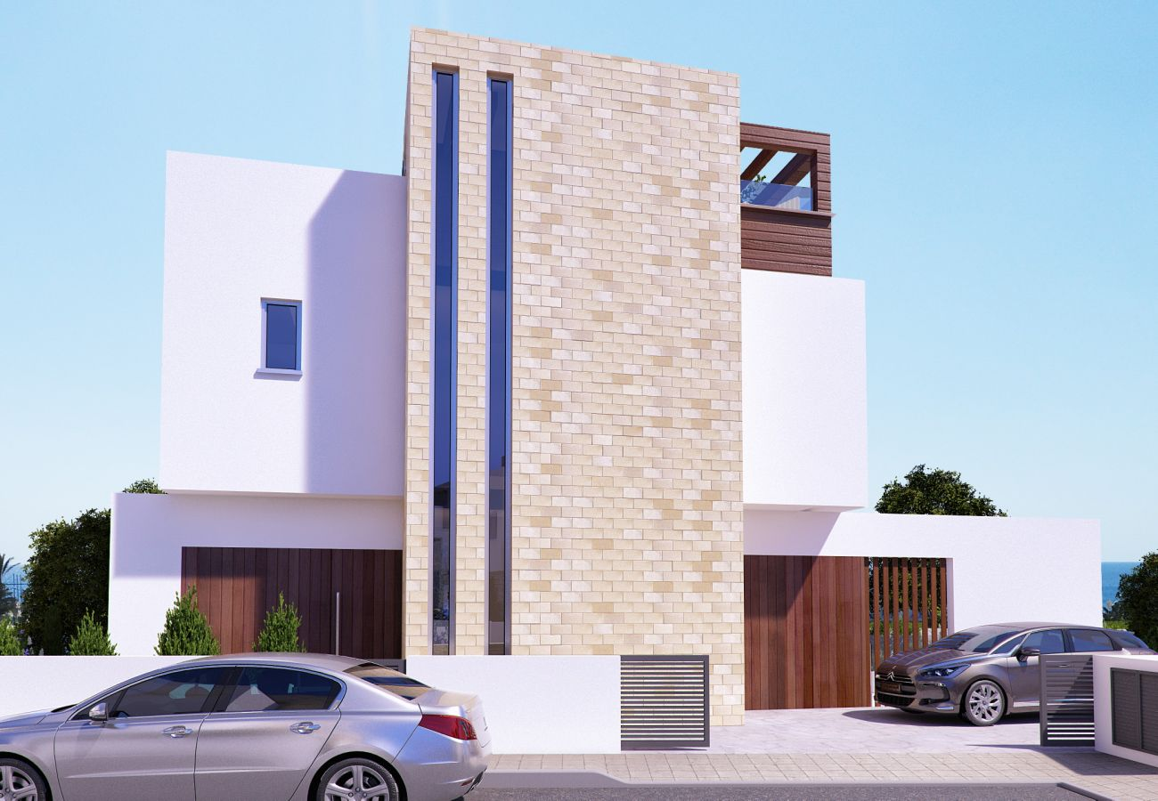 Villa/Dettached house in Ayia Napa - Napa City Residence