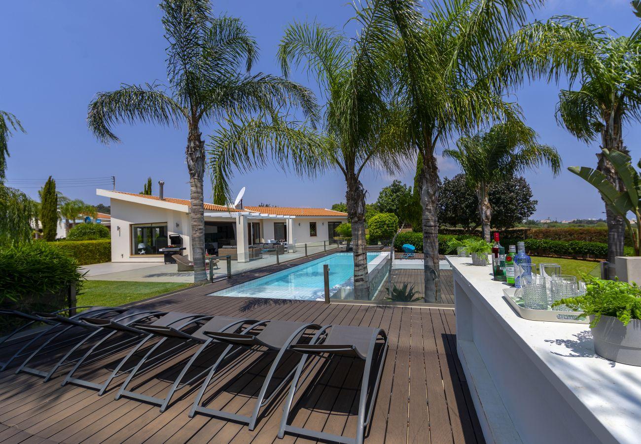 Villa in Protaras - Protaras Oscar Domain Villa A4