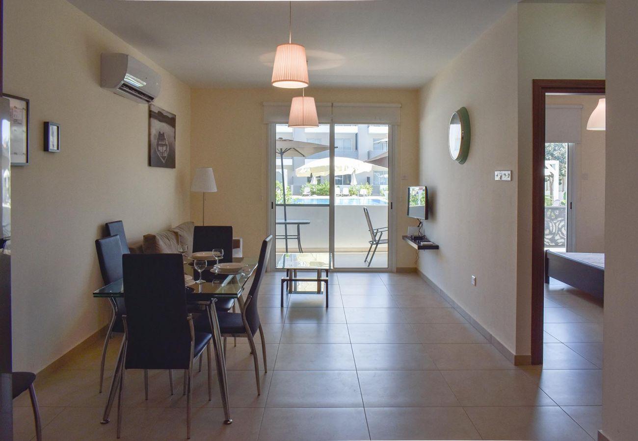 Apartment in Protaras - Pool View Apartment
