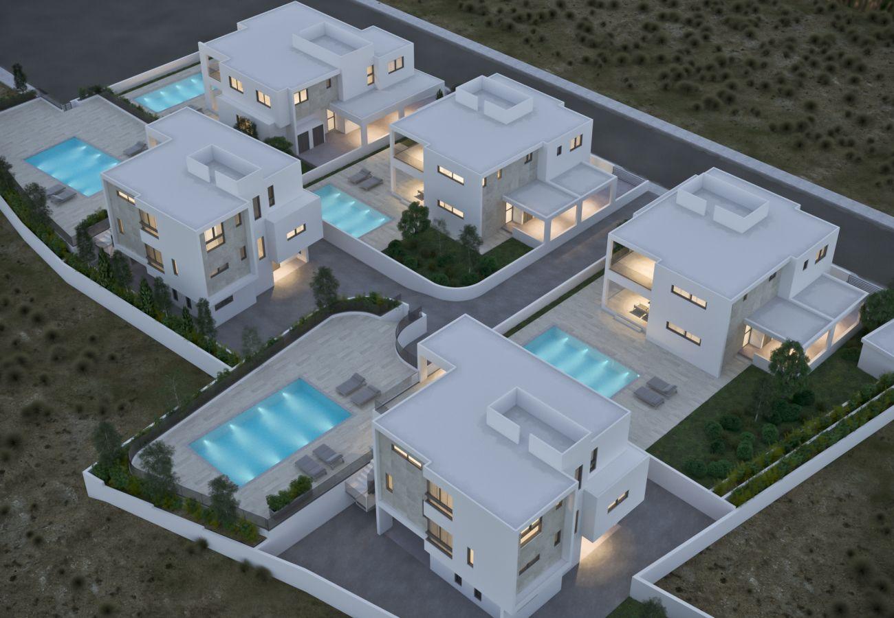 Villa/Dettached house in Protaras - Beachfront Protaras Residence