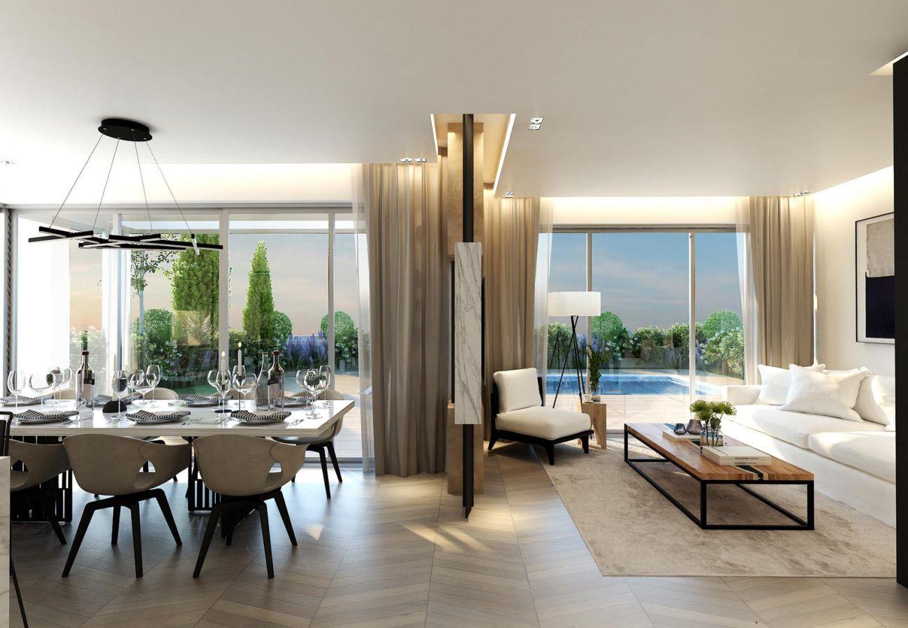 Villa/Dettached house in Protaras - Trinity Villa B2