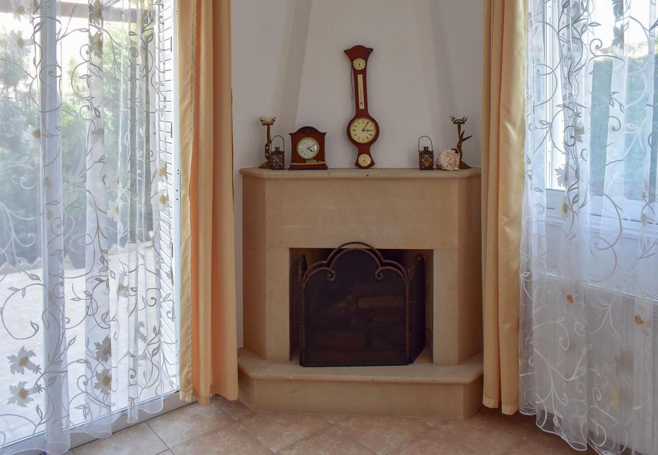 Villa/Dettached house in Protaras - Villa Skyros Kalamies