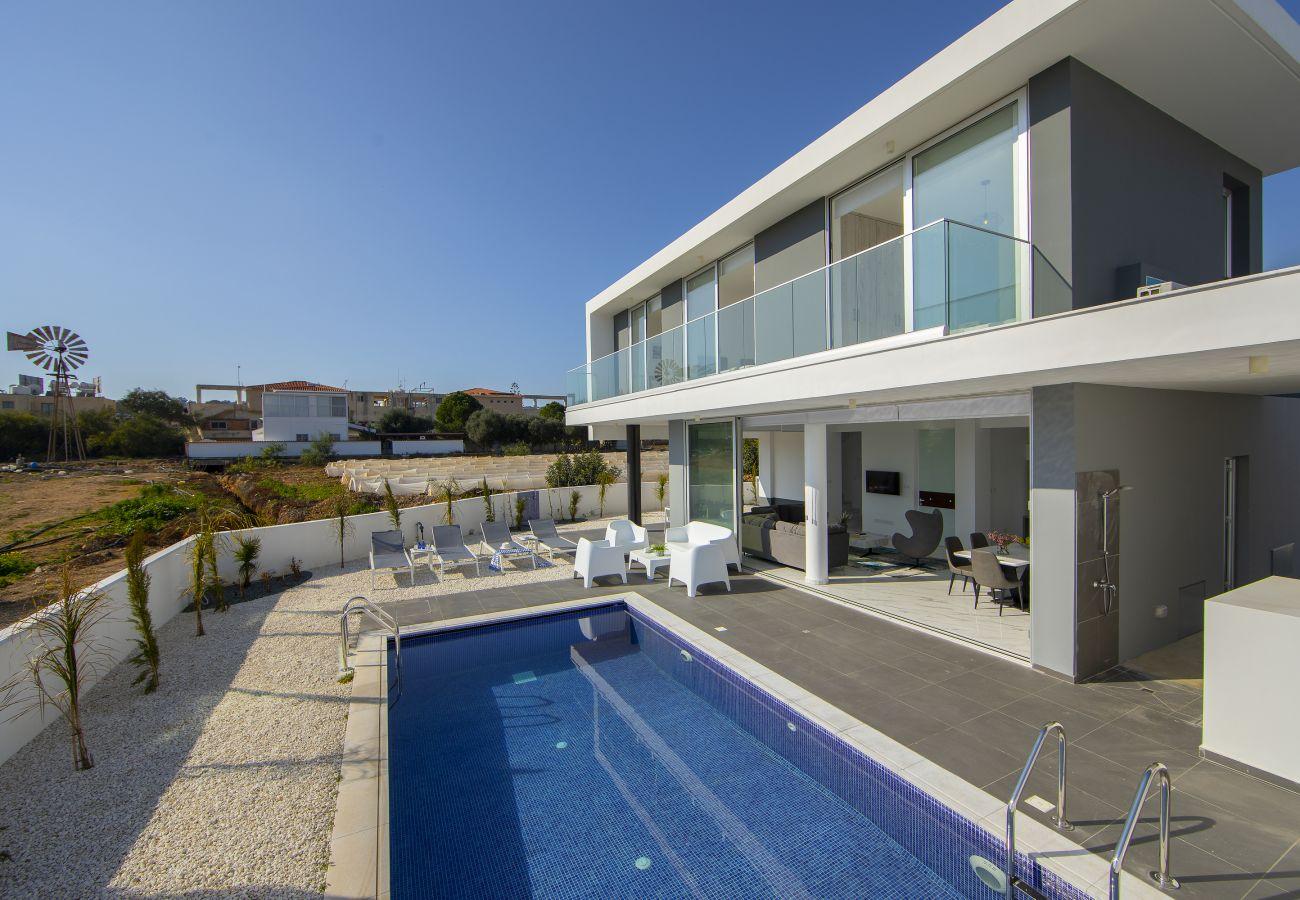 Villa/Dettached house in Protaras - Villa Olive