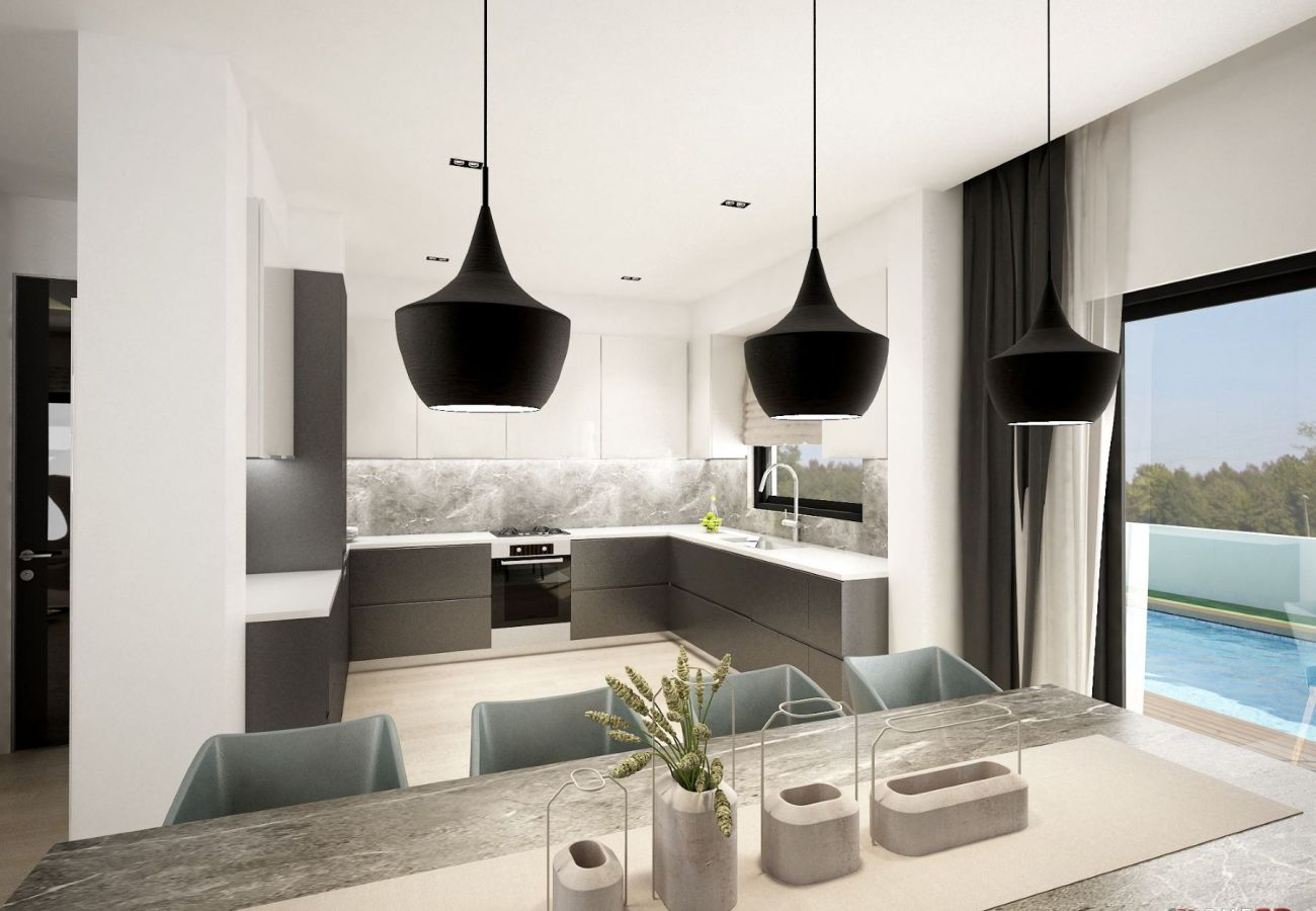 Villa/Dettached house in Paralimni - Zen Residence