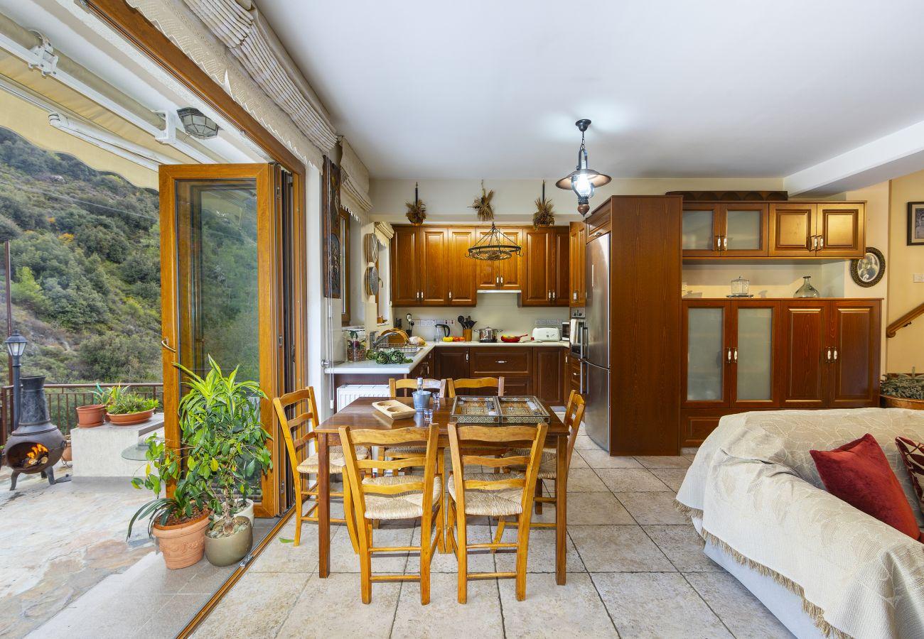Villa in Amiantos - Troodos Riverside Cottage