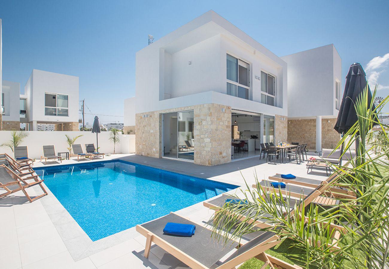 Villa in Protaras - Protaras Vie Bleu Villa 2